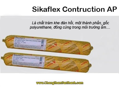 Sikaflex Contruction AP Tuýp 600ml