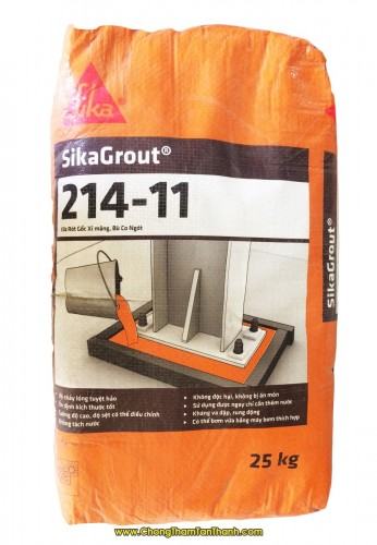 SikaGrout 212-11/214-11