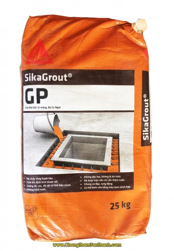 Sikagrout GP